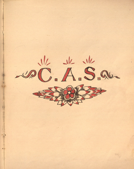 C.H. Fellowes, tattoo artist, identity & history discovered by Carmen Nyssen