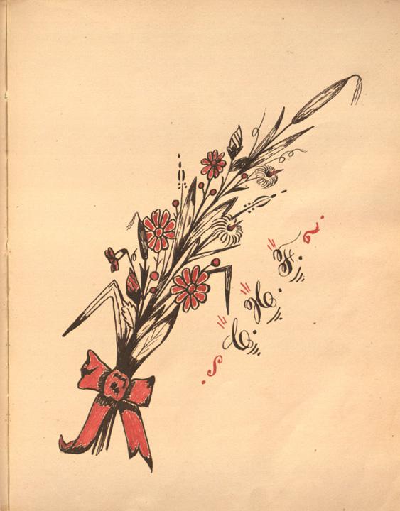 Fellowes Tattoo Book