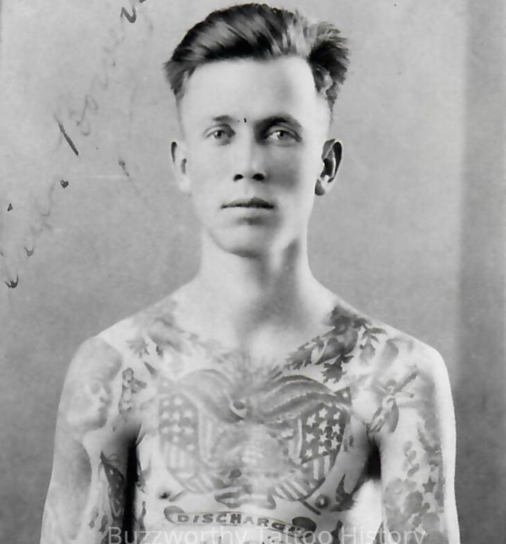 Painless Nell Hughie Bowen Tattoo Team
