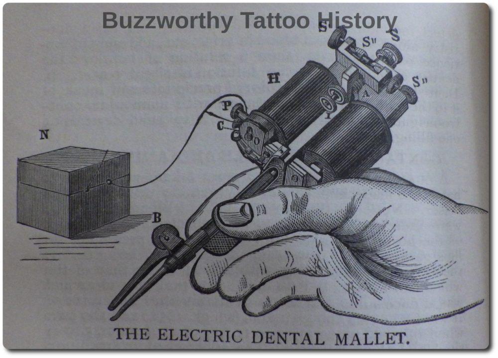 dentalpluggerbuzzworthytattoohistory