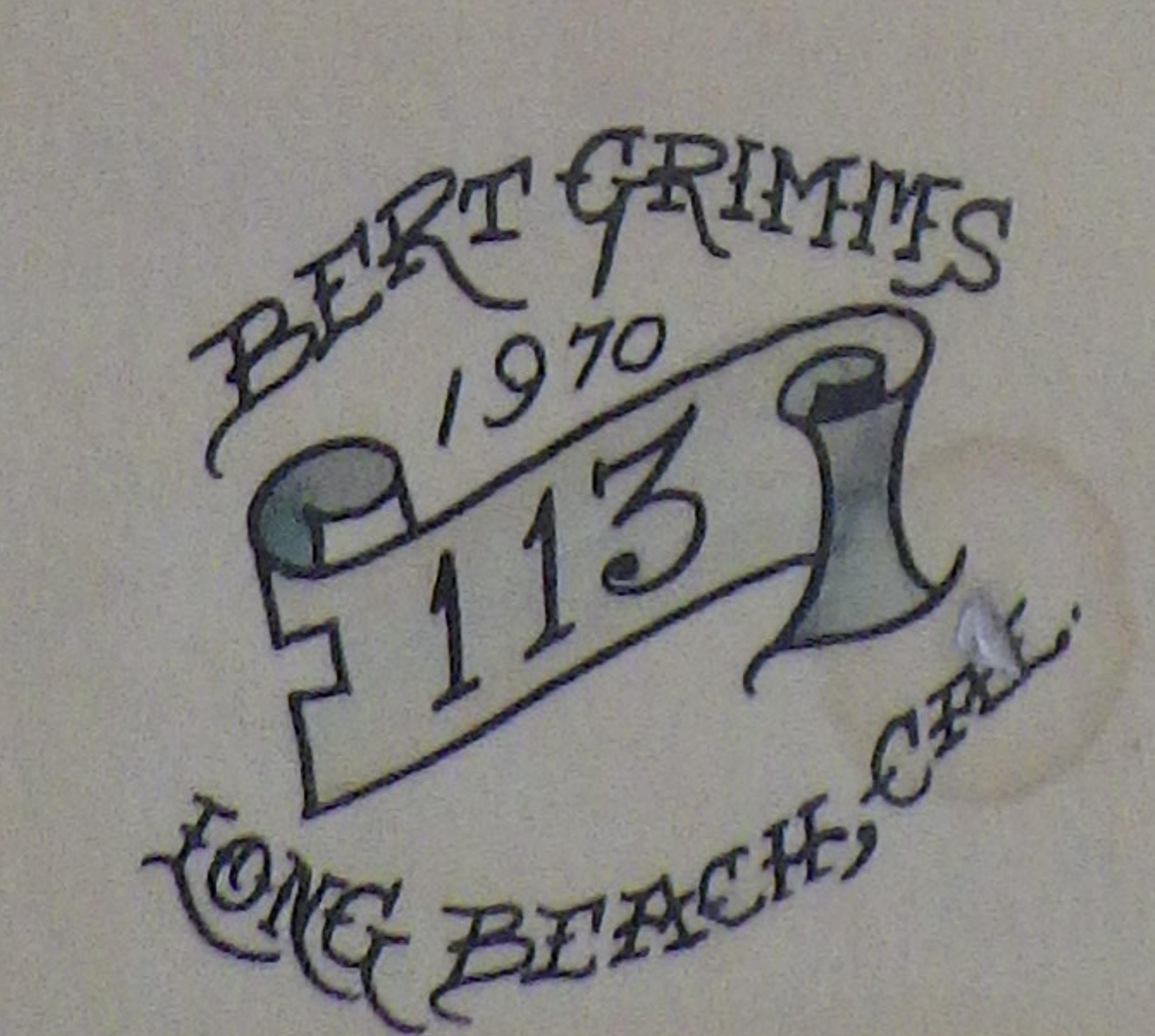 Bizzare Tattoo History Gift