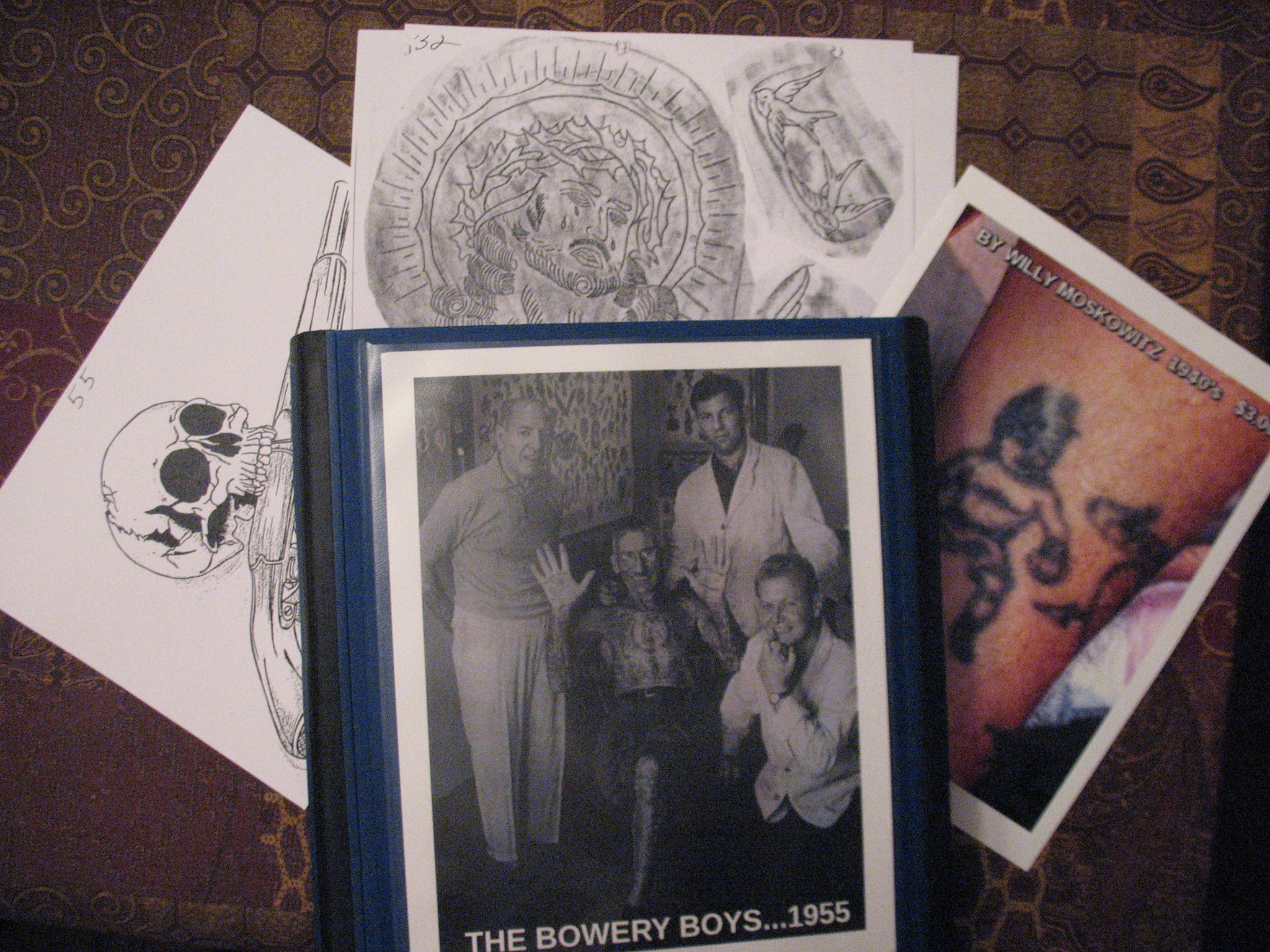 The Bowery Boys Binder