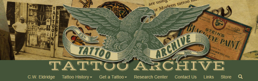 In Honor of the Tattoo Archive