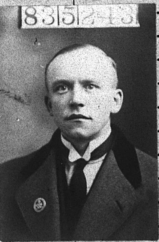 British tattoo artist William Fowkes