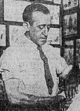 Lew Albert's, Charlie Wagner's business partner