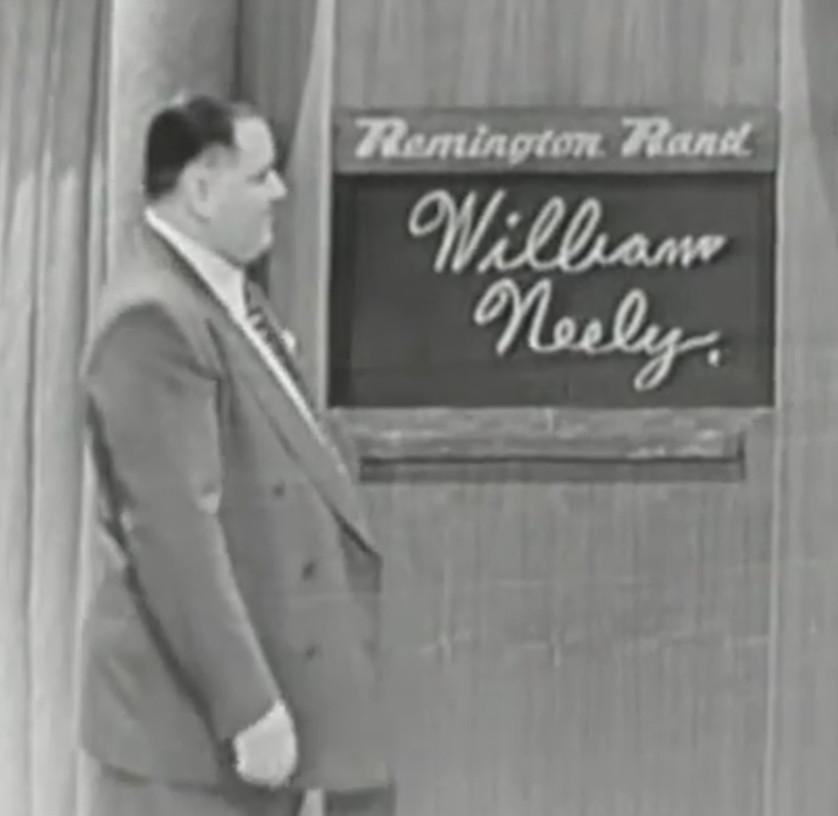 Tattooer William Neely