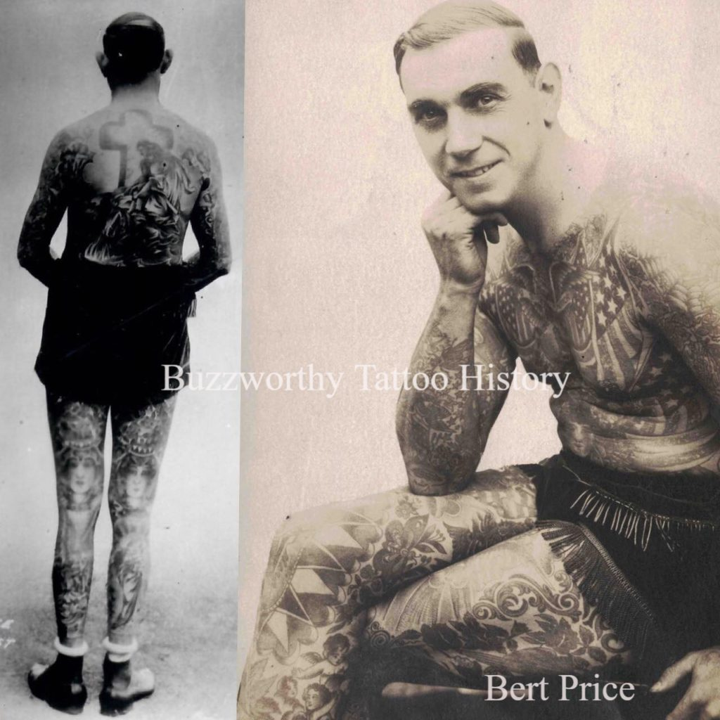 Buzzworthy Tattoo History